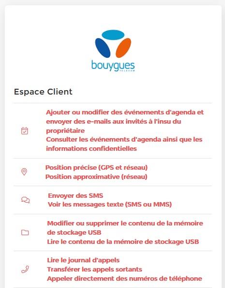 Unlock My Data - Bouygues
