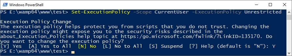 Suppression droit Windows UnauthorizedAccess