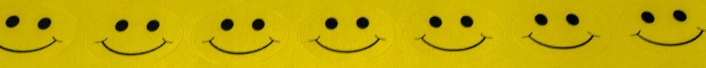 Bannière smiley