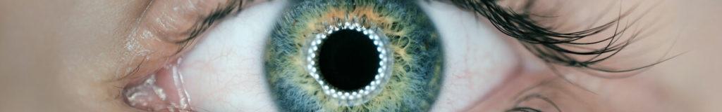 Bannière confort des yeux - Dark mode
