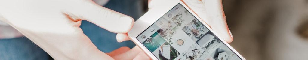 Instagram & Etsy
