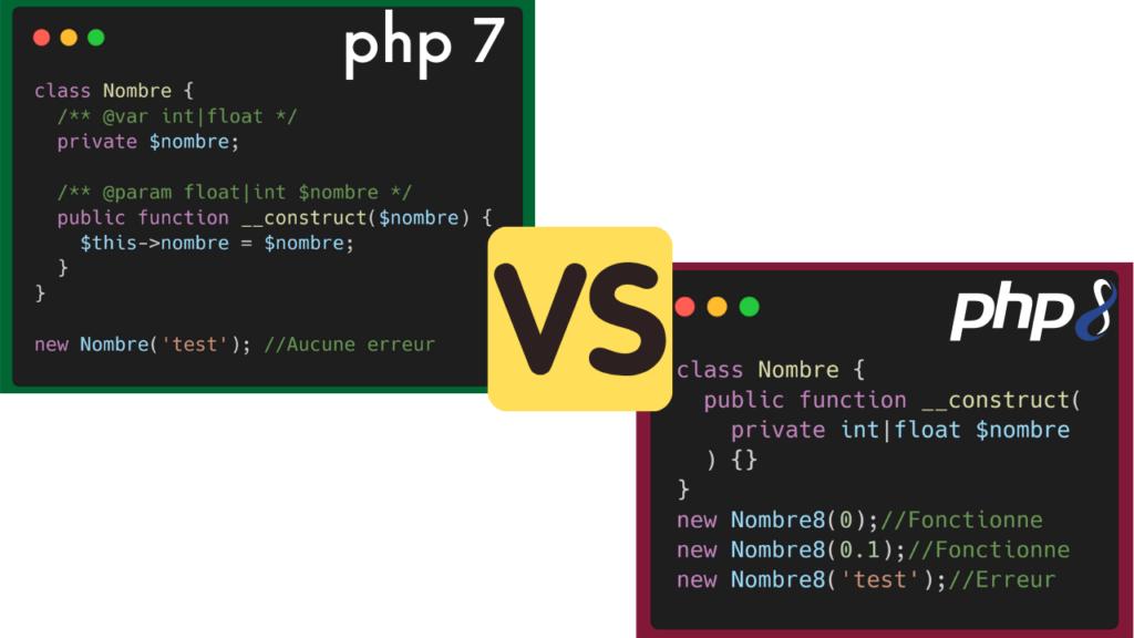 PHP - Les types Union