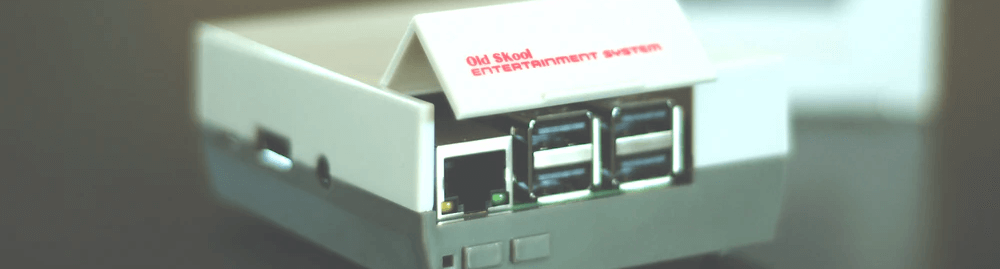 Bannière Raspberry Pi Geek