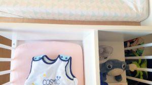 Un lit évolutif et durable qui grandit avec bébé
